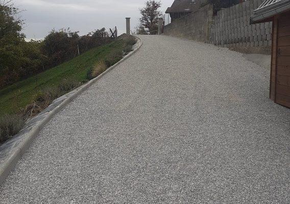 chemin accès